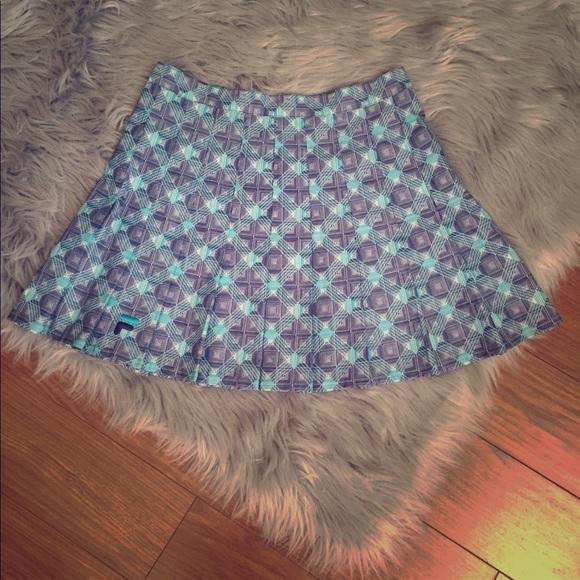 50f099c5a8 Fila Skirts | Vintage Tennis Skirt | Poshmark